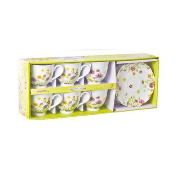 Чайный набор DOMENIK MEADOW (DM9374)