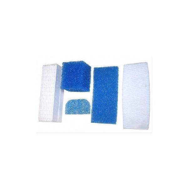Набор фильтров для пылесосов KOMFORTER HTS-01