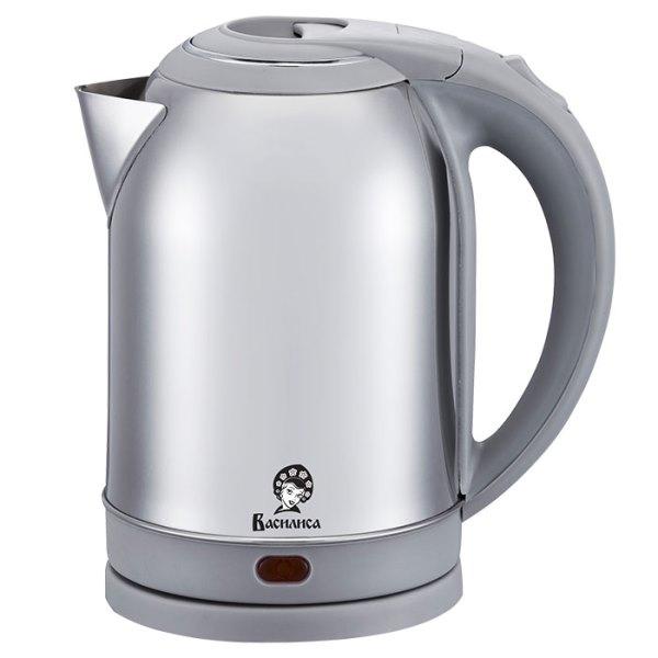Чайник Василиса Т32-2000 Metallic-Grey