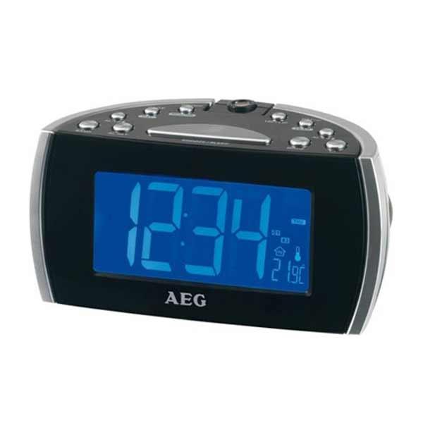 Радиочасы AEG MRC 4119P