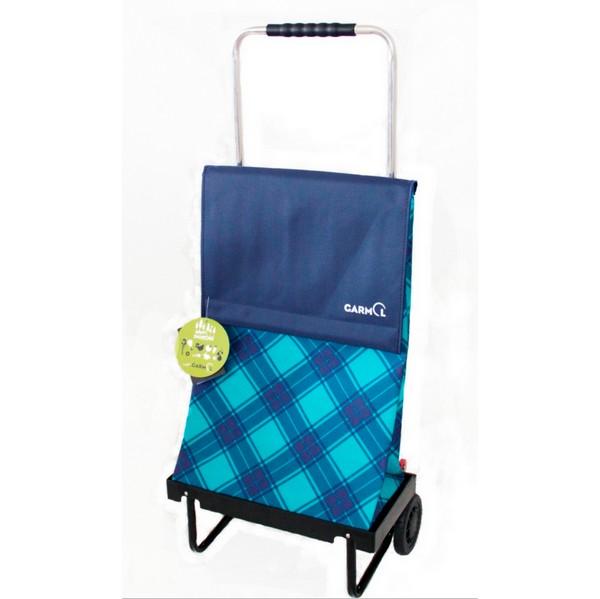 Тележка с сумкой Garmol PLEGAFACIL CUADRO(710)