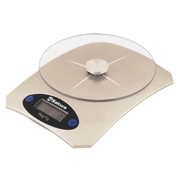 Весы кухонные Sakura SA-6055G