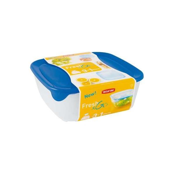 Набор контейнеров для СВЧ CURVER 08924-007