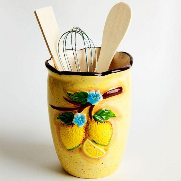 Набор кухонный Лимонная долька Delta ДК0031-17