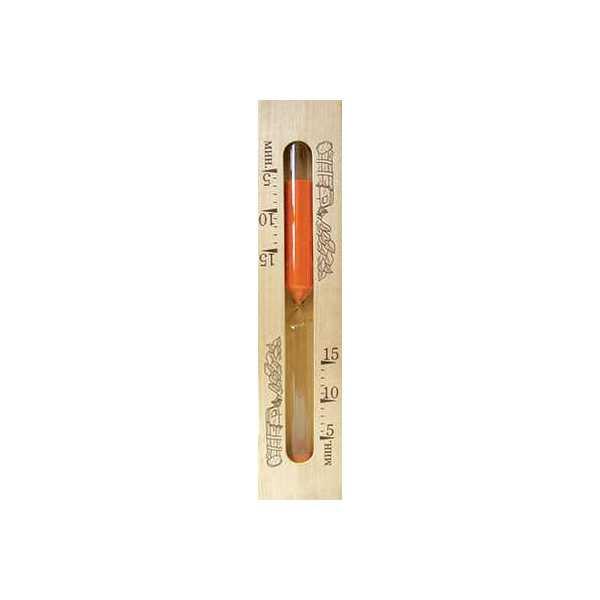 Часы песочные ЕВРОГЛАСС тип.1 исп.2 на 15 минут