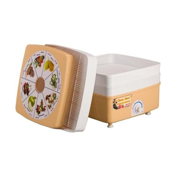 Сушилка для овощей Ротор Дива-Люкс СШ-010-01, 3 поддона, цветная упаковка