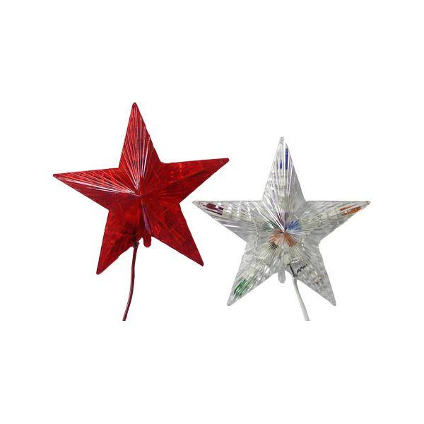 Елочное украшение звезда на верхушку елки