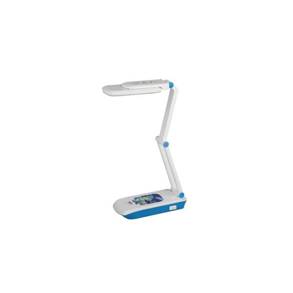 Настольный светильник ЭРА NLED-423-3W-BU ФИКСИКИ (8/40/480)