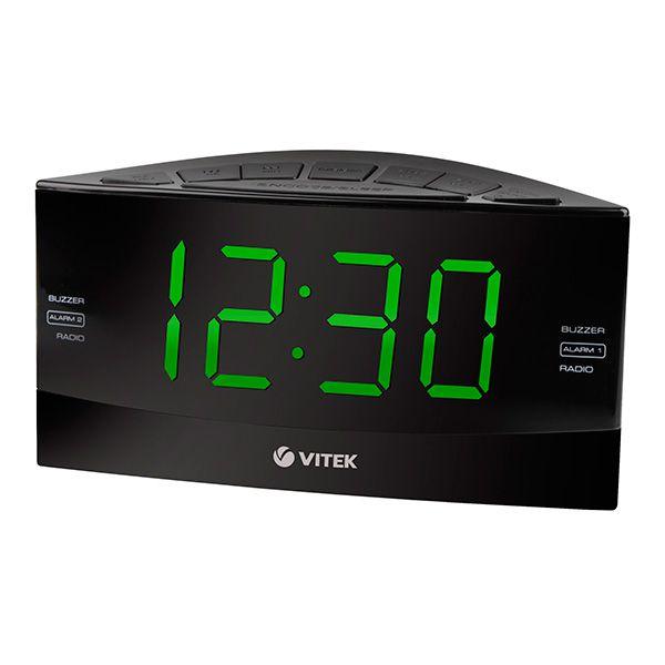 Радиочасы Vitek 6603(BK)