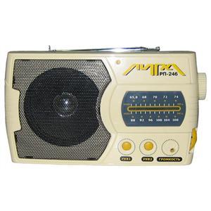 Радиоприемник ЛИРА РП246