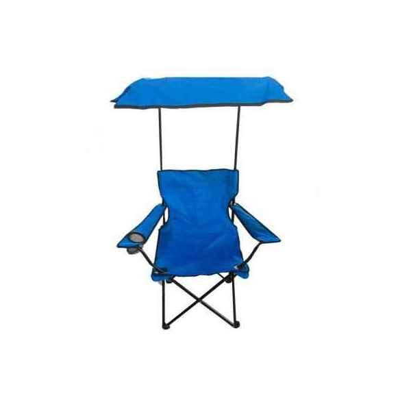 Кресло раскладное IRIT IRG-503 с подлокотниками и навесом