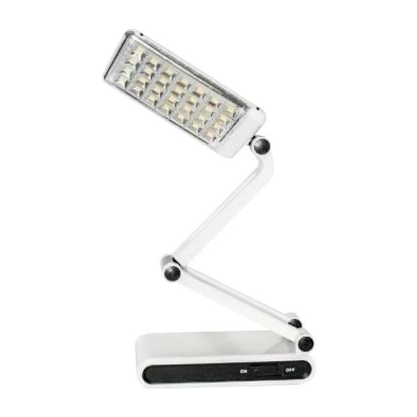 Настольная лампа СПУТНИК DL 328 белый