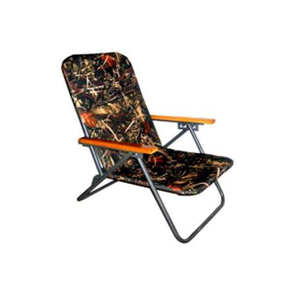 Кресло раскладное РИФ №3 с подлокотниками (4 положения спинки)