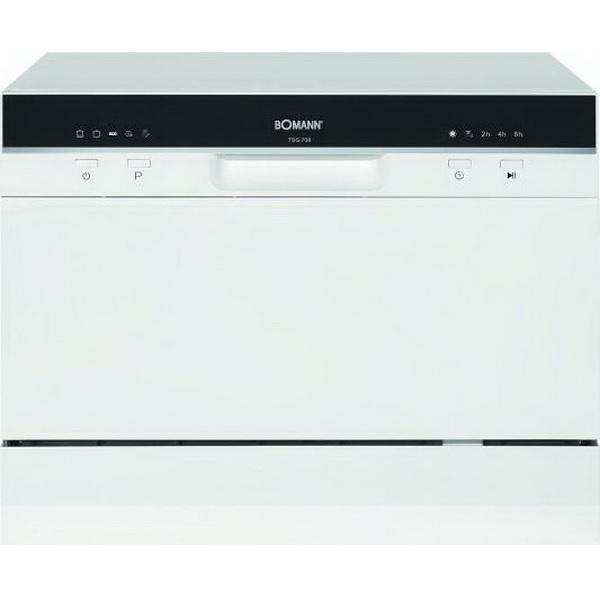 Посудомоечная машина Bomann TSG 708 weis A+A LED