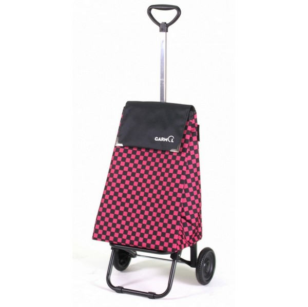 Тележка с сумкой Garmol TELESCOPICO CUADRITO (203TL CDT)