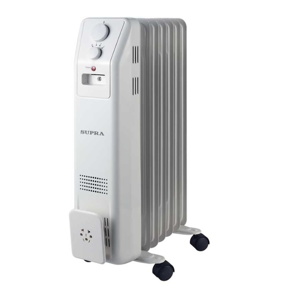 Масляный радиатор SUPRA ORS-07-SN