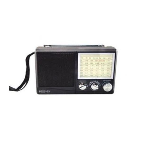 Радиоприемник ЭФИР 3