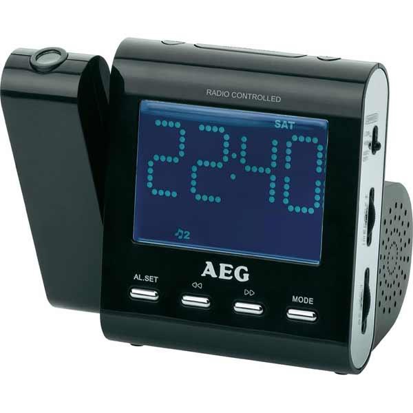 Радиочасы AEG MRC 4122F