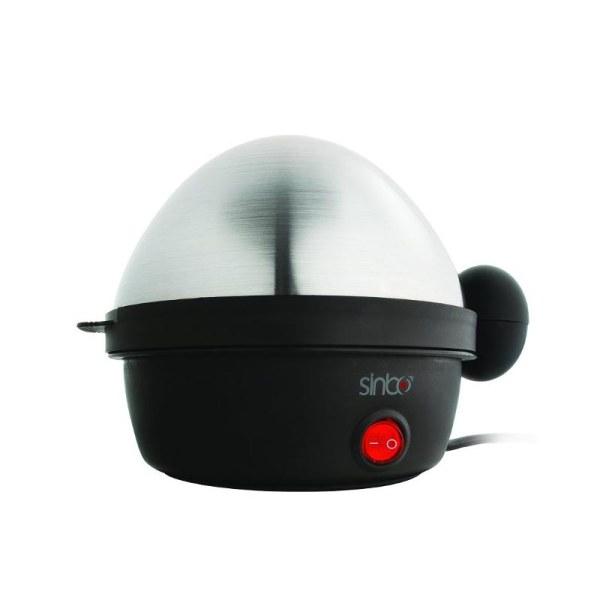 Яйцеварка SINBO SEB 5802 черная