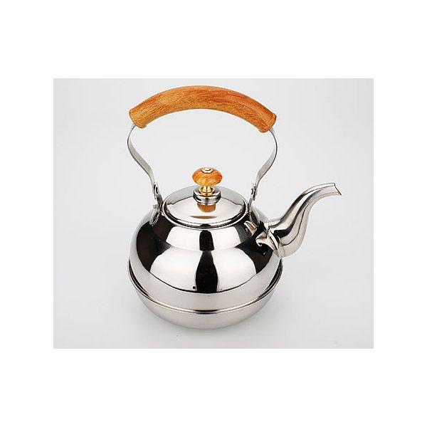 Заварочный чайник мет/сфер MB 1,0 л пл/руч 20141