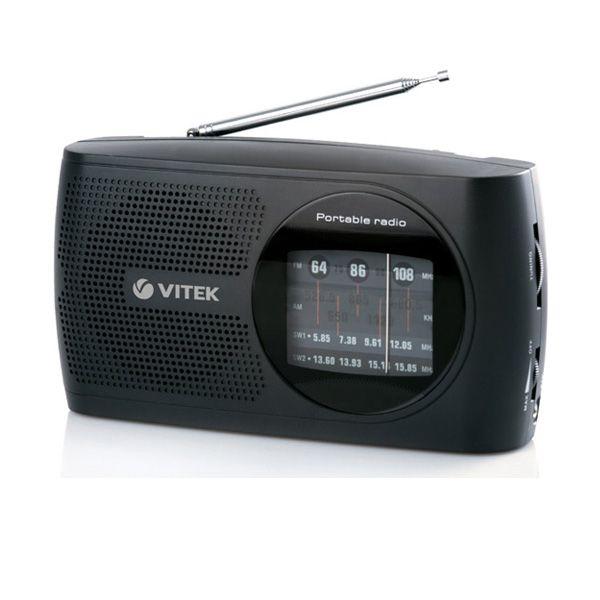 Р/приемник VITEK 3587(BK)
