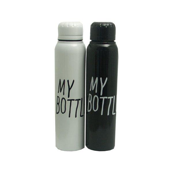 """Бутылка-термос для воды Россия """"MY BOTTLE"""" 330 мл"""