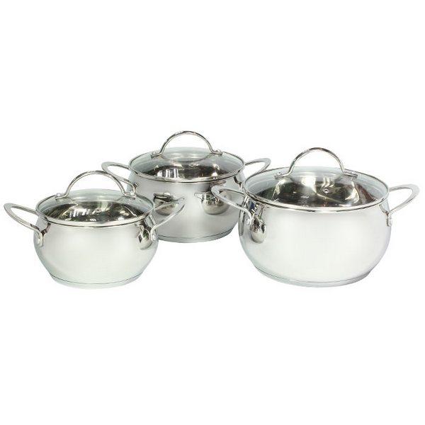 Набор посуды Webber BE-750/6