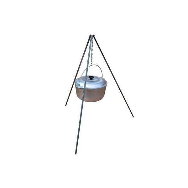 Тренога костровая ИнвентГрупп 1.00м в чехле (квадратный профиль 10х10мм)