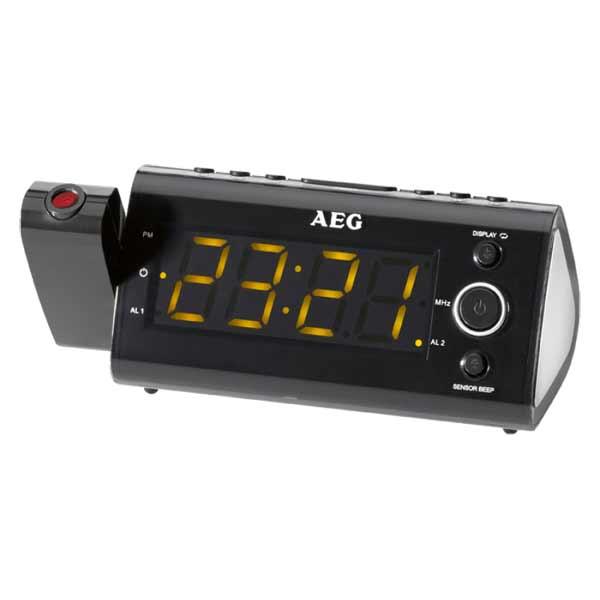 Радиочасы AEG MRC 4121P