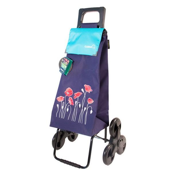 Тележка с сумкой Garmol FLOWER POWER шасси 3X3 (2123X3 FW)