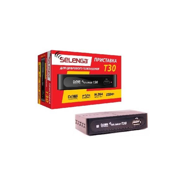 Ресивер SELENGA (2572) T30 DVB-T2