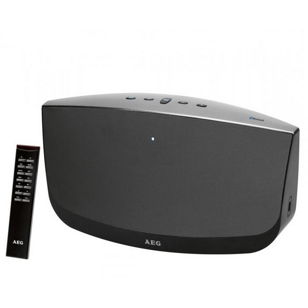 Аудиосистема Bluetooth AEG BSS 4804 schwarz-grau