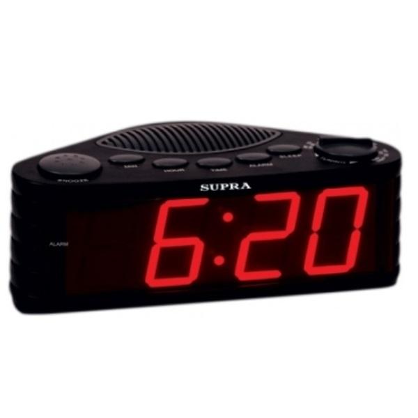 Часы с радиоприемником Supra SA-30FM