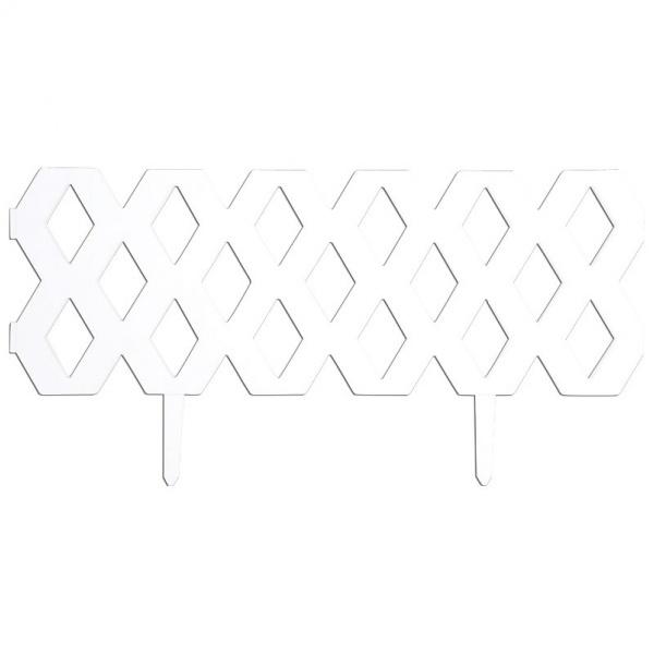 Забор декоративный PARK 2,4м х 0,22см (999161)