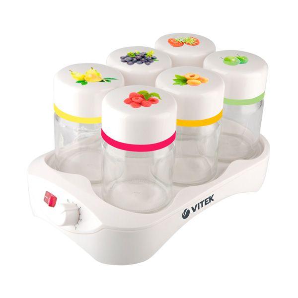 Йогуртница Vitek 2600(W)