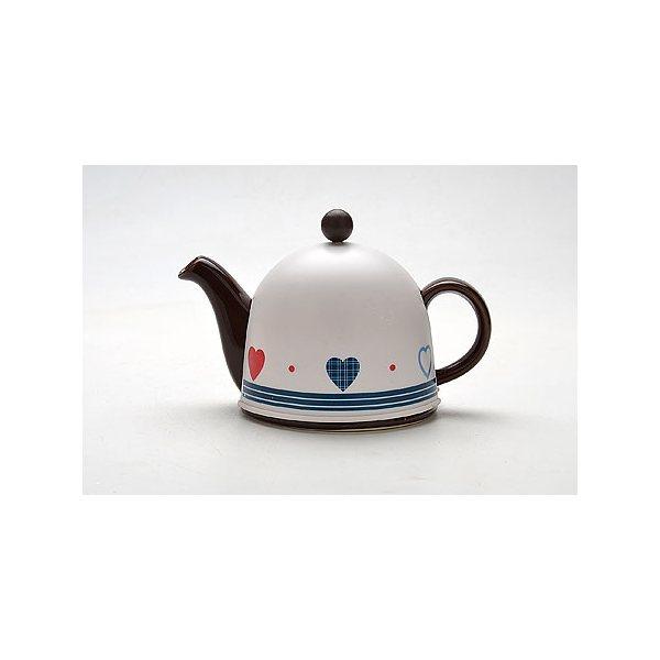 Чайник-заварарочный 0,8л с термо-колпаком Sterlingg МВ (х16) 21871