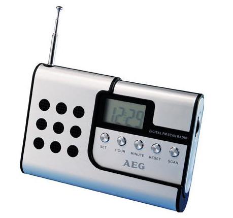 Радиоприемник AEG DRR 4107