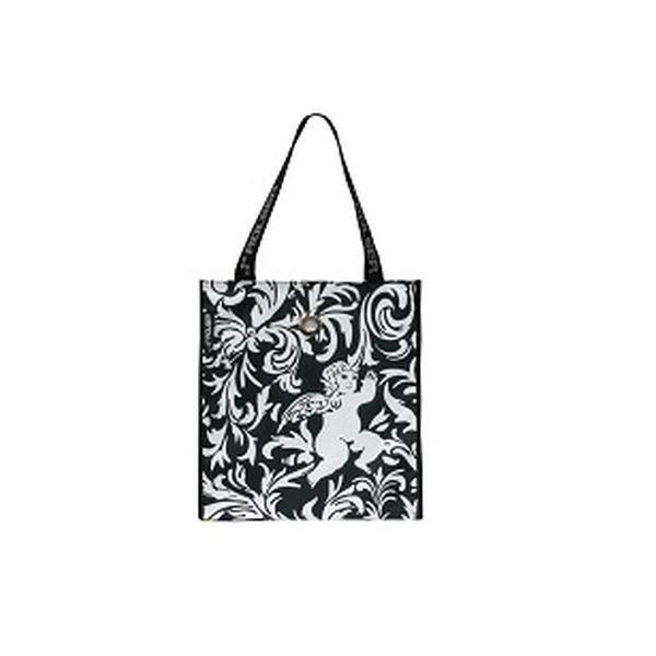 ����� Rolser SHB018 blanco/negro SHOPPING BAG