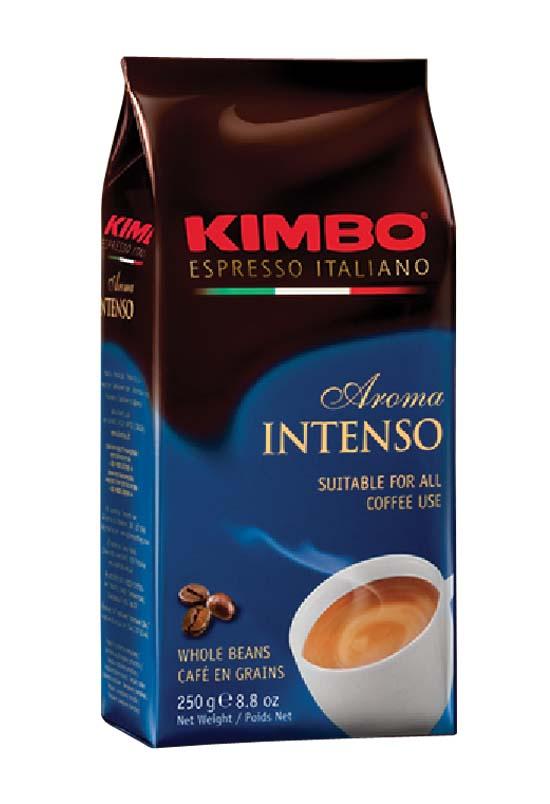 Кофе в зернах Kimbo Aroma Intenso 250 гр