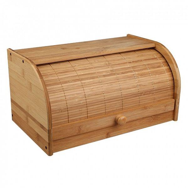 Хлебница бамбуковая DELTA КА-00021