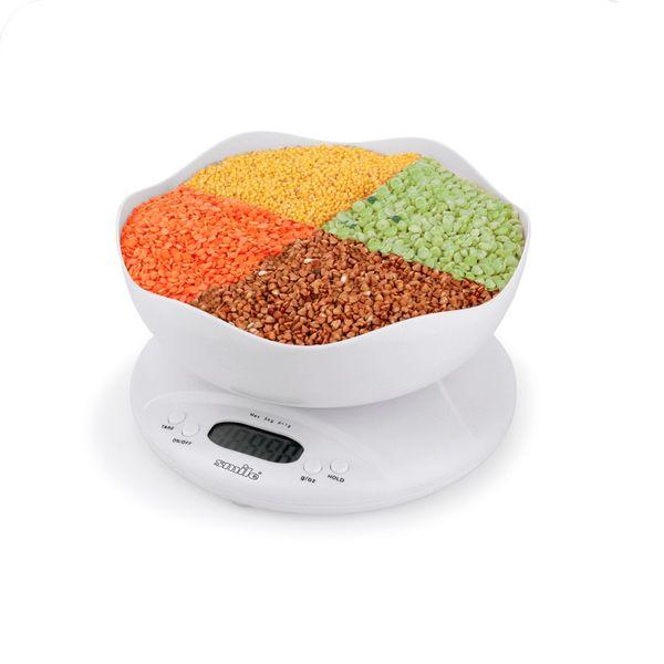 Весы кухонные Smile KSE 3211