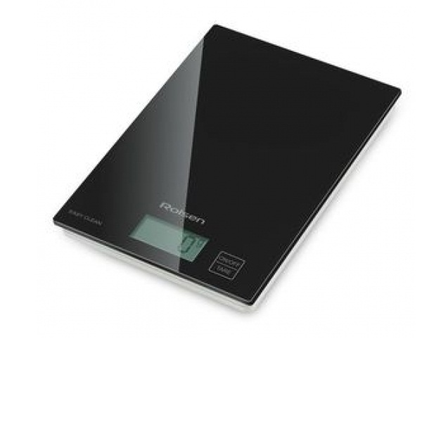 Весы кухонные ROLSEN KS-2907 BLACK