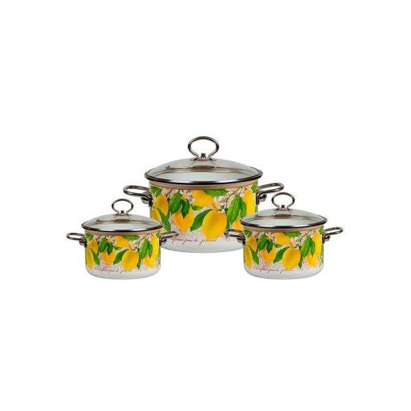 Набор посуды VITROSS LIMON 1DB135S