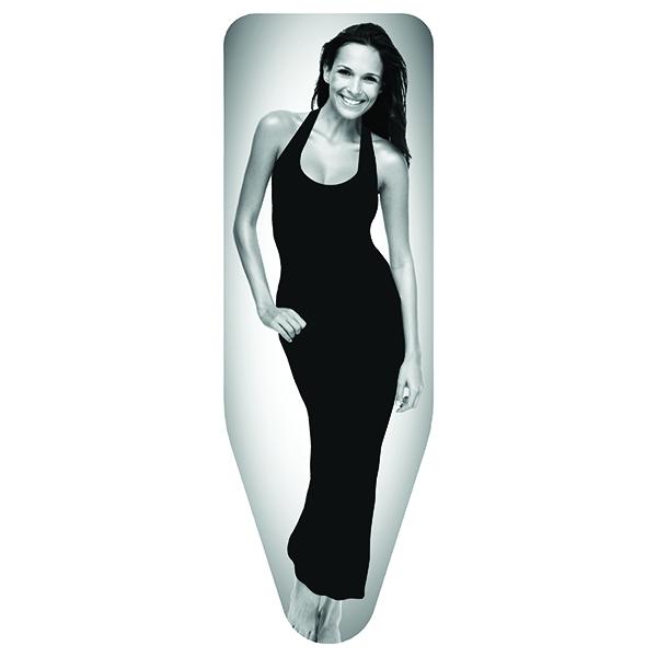 Чехол для гладильной доски Colombo с терморисунком Girl 130х50см