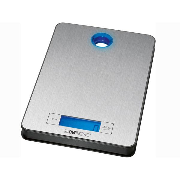 Весы кухонные Clatronic KW 3412 inox