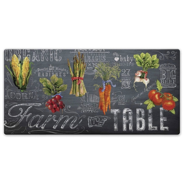Коврик кухонный APACHE MILLS, INC Soft Stand 50*104 Farm to Table