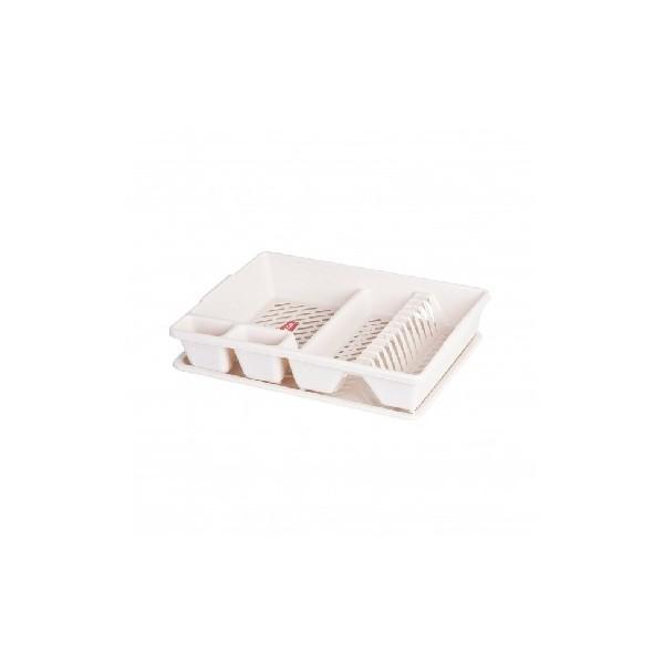 Сушилка для посуды CURVER 13401-704 бежевая