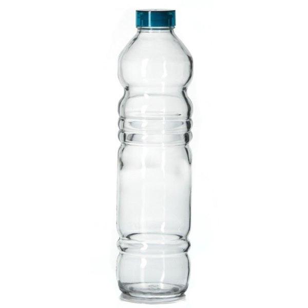Бутылка стеклянная Pasabahce 80339В ВИТА