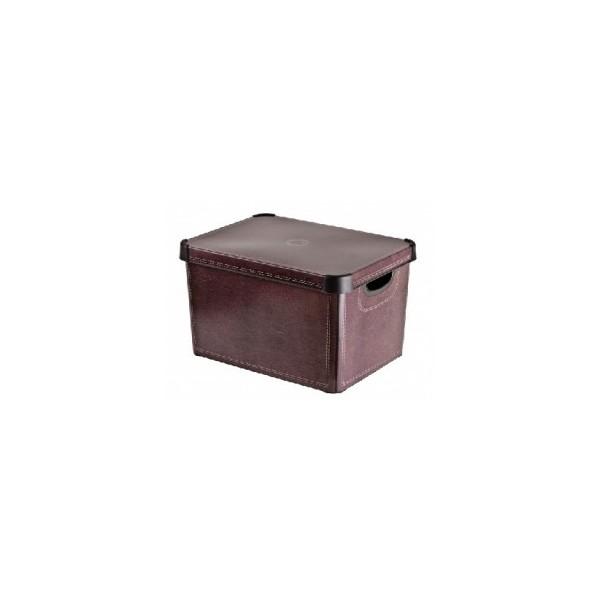 Ящик для хранения CURVER 04711-D12 LEATHER
