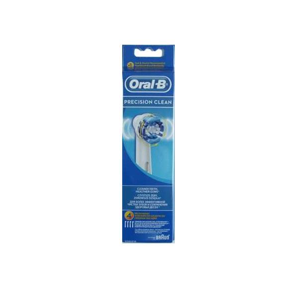 Насадка для зубной щетки Oral-B EB20-4 Precision Clean